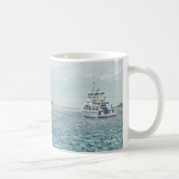 Beach Themed Whitsunday Islands Australia. 1998 Coffee Mug