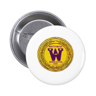 Whittemore Newsletter Products Pinback Button