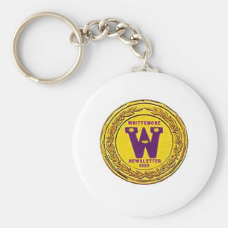Whittemore Newsletter  Products Keychain