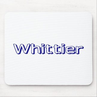 Whittier Mouse Pad