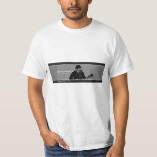 Whitty Whitesell White T-Shirt