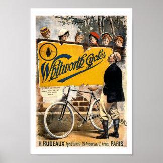 Whitworth completa un ciclo el poster