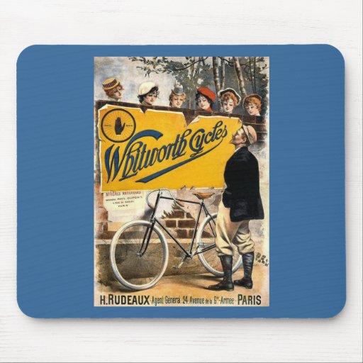 Whitworth Cycles Mousepad