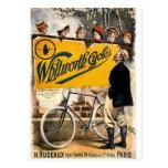 Whitworth Cycles Postcard
