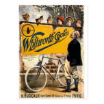 Whitworth Cycles Postcards