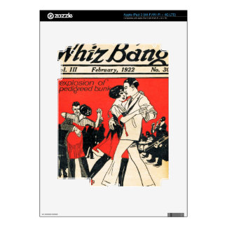 Whiz Bang Decals For iPad 3