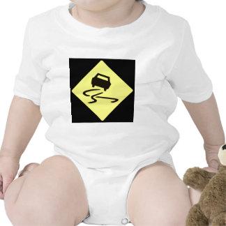 whn resbaladizo mojado traje de bebé