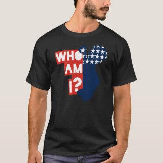 Who Am I USA T-Shirt