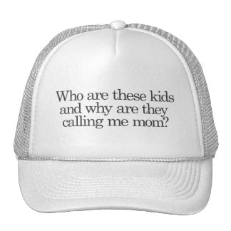Who are these kids? hat
