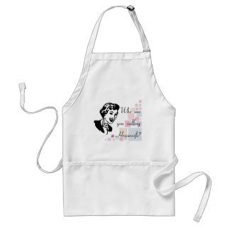 Who are you calling a Housewife? Apron