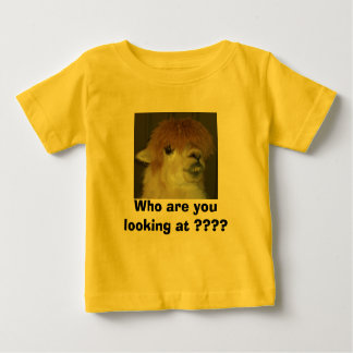 Who are you looking at ???? t shirt