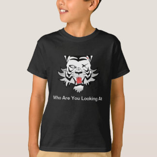 Who Are You Looking At T-Shirt