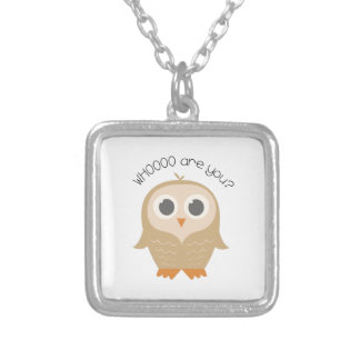 Who Are You Pendants