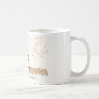 """""""who asked you?"""" coffee mug"""