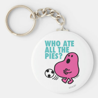 Who Ate All The Pies? Keychain