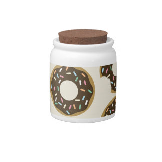Who ate my Donut? Candy Jars