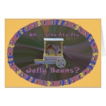 Who Ate My Jelly Beans? Greeting Card
