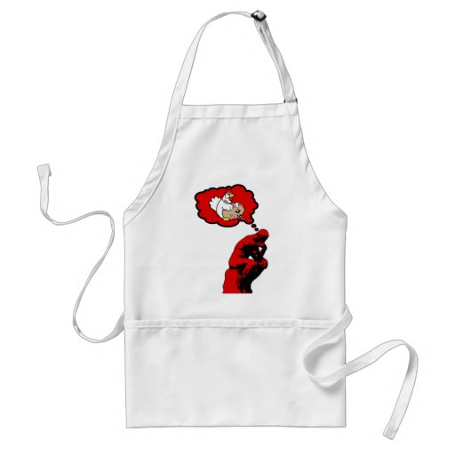 Who came first the chicken or the egg apron