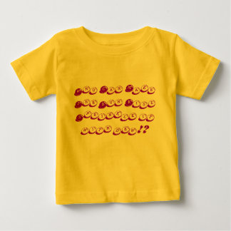 Who Can Make The Sun Rise Sprinkle it with dew!? Baby T-Shirt