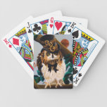 WHO cares Bicycle Playing Cards