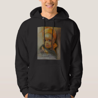 WHO CARES FOR THE CHILDREN? SWEATSHIRT