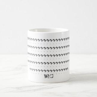 WHO??? Coffee Mug Collection