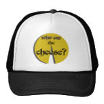Who Cut The Cheese? Trucker Hat