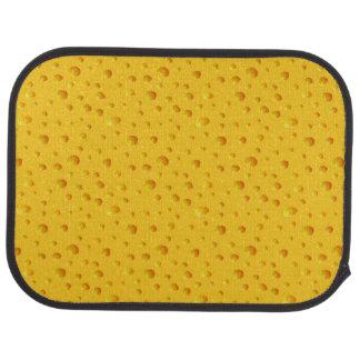WHO CUT THE CHEESE! ~v.3~ Car Floor Mat