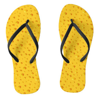 WHO CUT THE CHEESE! ~v.3~ Flip Flops