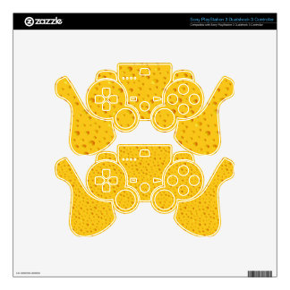 WHO CUT THE CHEESE! ~xl~ Skin For PS3 Controller