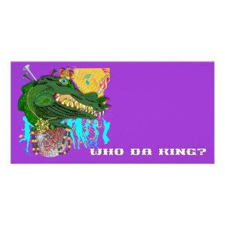 Who Da King? Louisiana Card