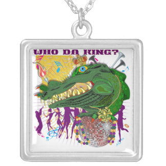 Who Da King? Louisiana Necklace