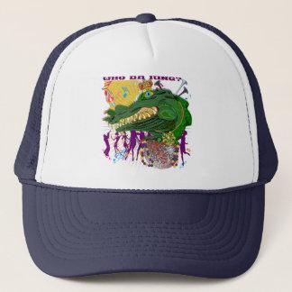 Who Da King V-1 Trucker Hat