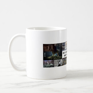Who Dares To Cache Sleepy Hollow Cemetery? Coffee Mug