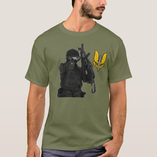 Who-Dares-Wins-T-shirt T-Shirt