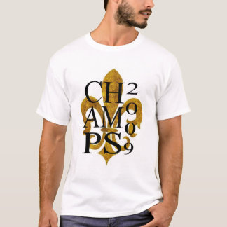 WHO DAT CHAMPIONS T-Shirt