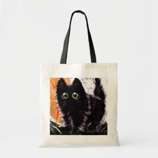 Who Dat Scaredy Cat Tote Bag
