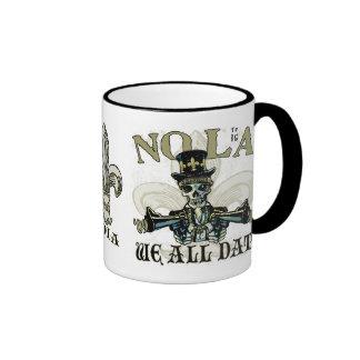 Who Dat? We all Dat! NOLA Gear Mug