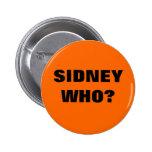 ¿WHO DE SIDNEY? PIN