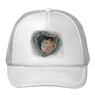 WHO DO YOU LOVE? TRUCKER HAT