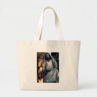 Who Do YOU Say That I AM? Canvas Bag