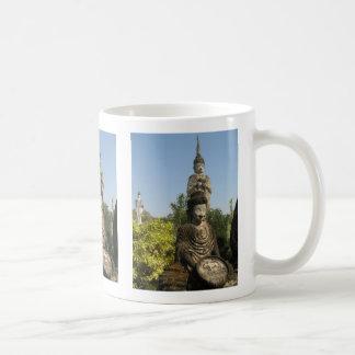 Who Do You Worship? Nong Khai, Isaan, Thailand Coffee Mug