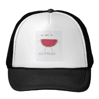 Who doesn't love WATERMELON? Trucker Hat