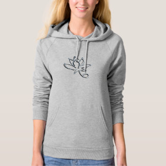 who doesn't want a lotus hoodie