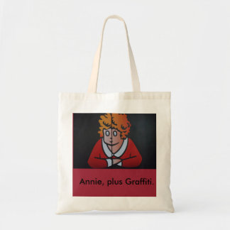 Who Drew the Eyeballs on Little Orpahn Annie? Tote Bag