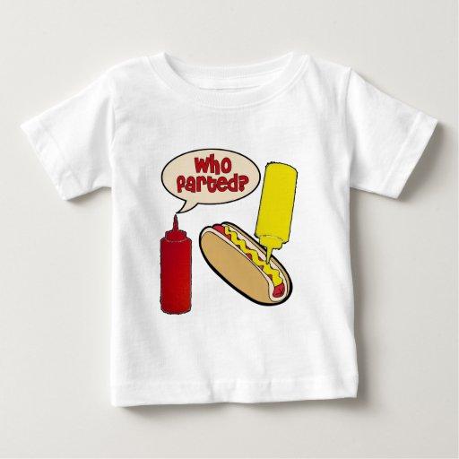 Who Farted? Tshirt