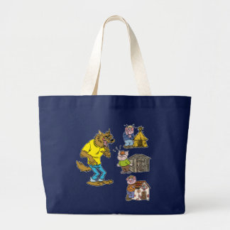 Who fears the Big Bully Wolf? Bag