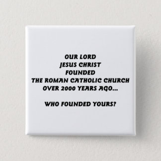 Who founded your church? button