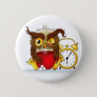 Who gives a HOOT!! Button
