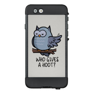 Who Gives a Hoot? LifeProof NÜÜD iPhone 6 Case